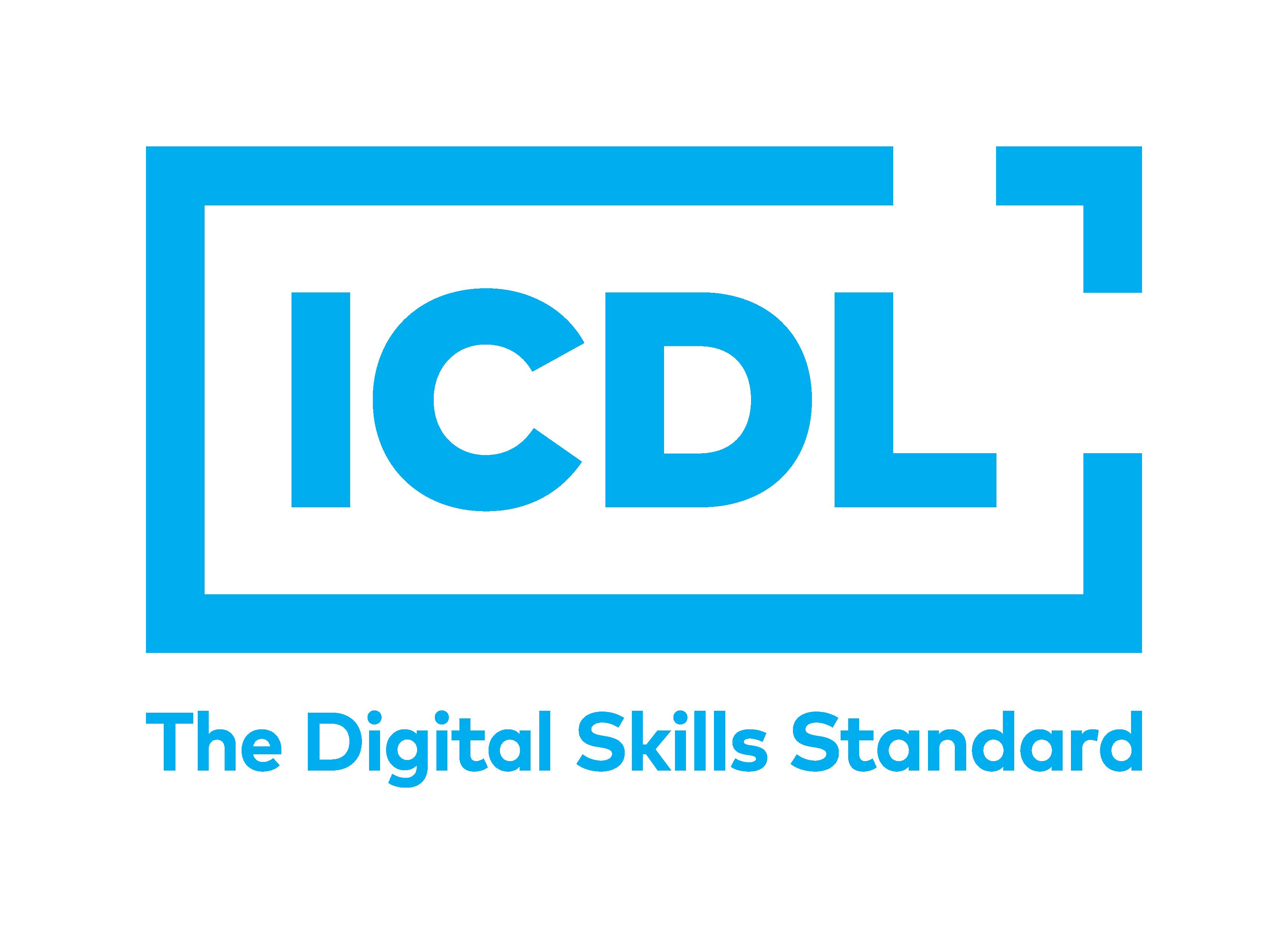 Logo ICDL officiel (avec transparence) en png